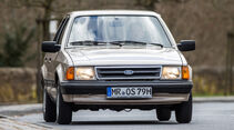 Ford Orion 1.6 GL, Frontansicht