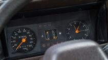 Ford Orion 1.6 GL, Rundinstrumente