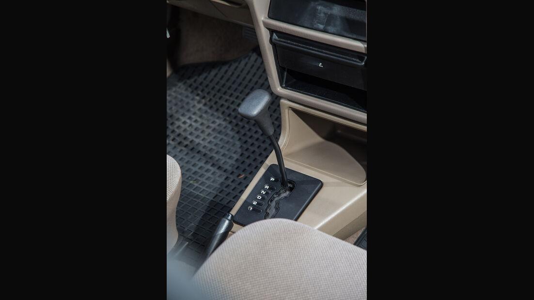 Ford Orion 1.6 GL, Schalthebel