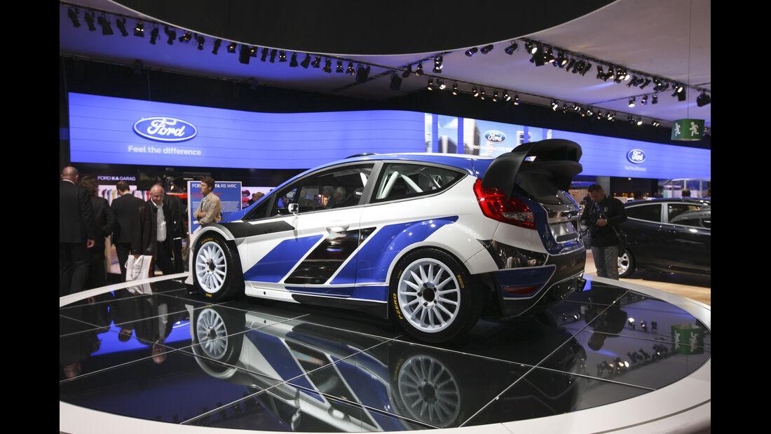 Ford, Paris Motor Show