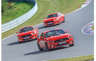 Ford Performance Days, Biester Berg, Fahrertraining