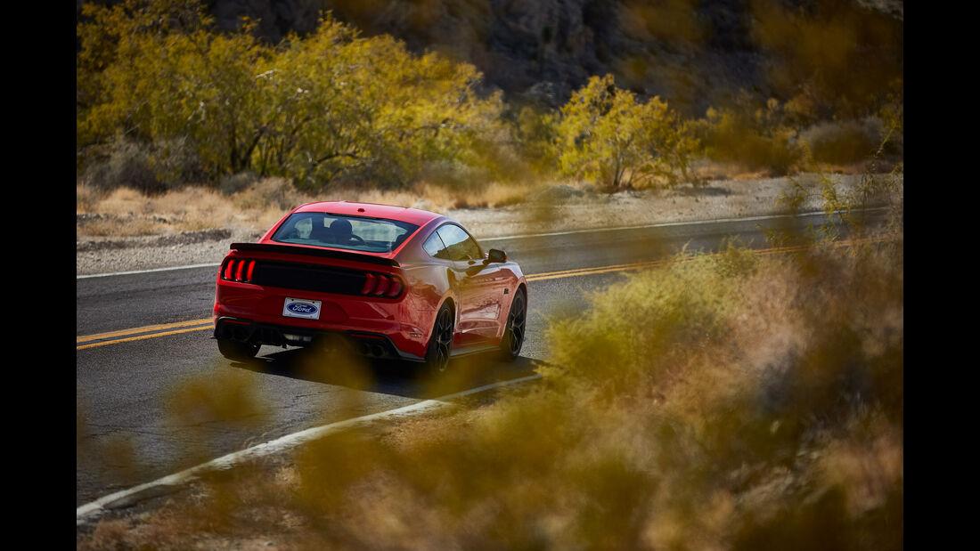 Ford Performance RTR Vehicles Mustang Sondermodell SEMA 2018