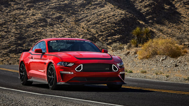 Ford Performance RTR Vehicles Mustang Sondermodell SEMA 2018
