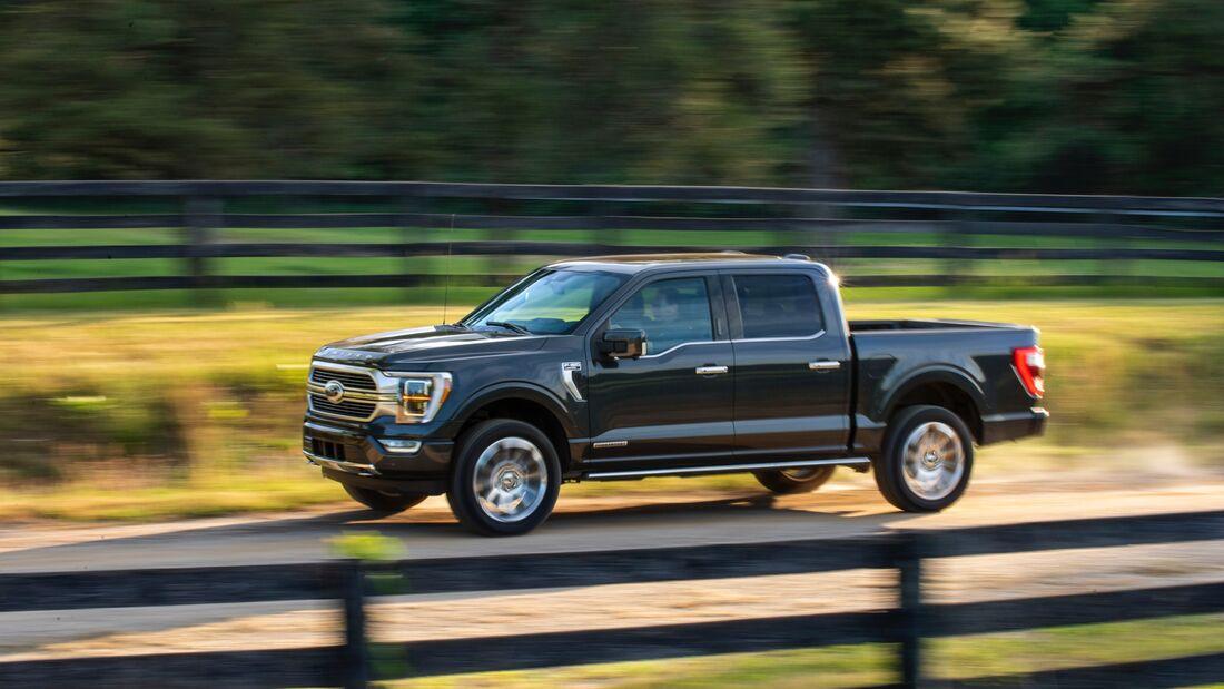 Ford Pickup-Truck F-150 2021