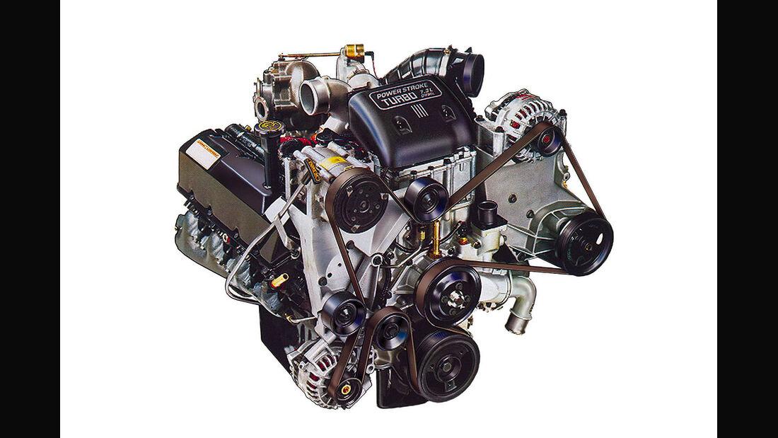 Ford Power Stroke 7.3 Turbodieselmotor