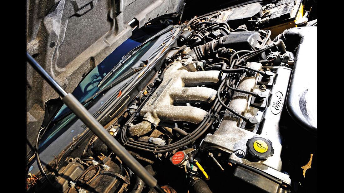 Ford Probe 24 V, Motor