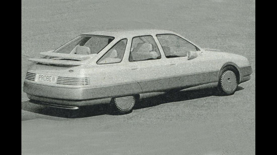 Ford, Probe III, IAA 1981