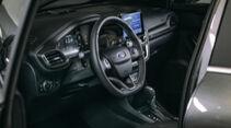 Ford Puma 1.0, Interieur