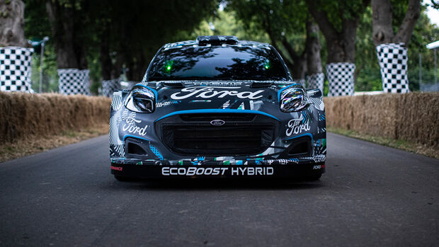 Ford Puma Rally1 - 2021