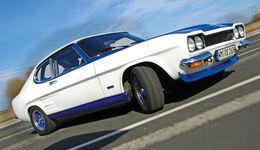 Ford RS 2600, Seitenansicht