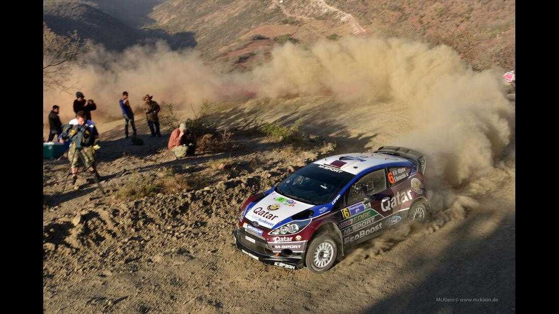 Ford Rallye Mexiko 2013