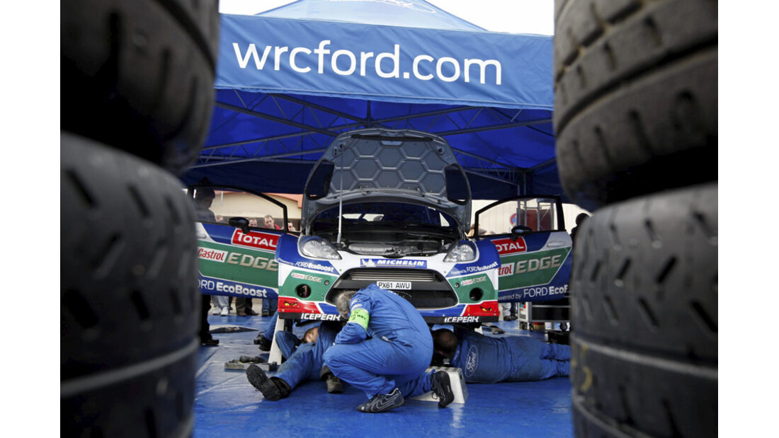 Ford Rallye Monte Carlo 2012
