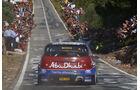 Ford Rallye Spanien