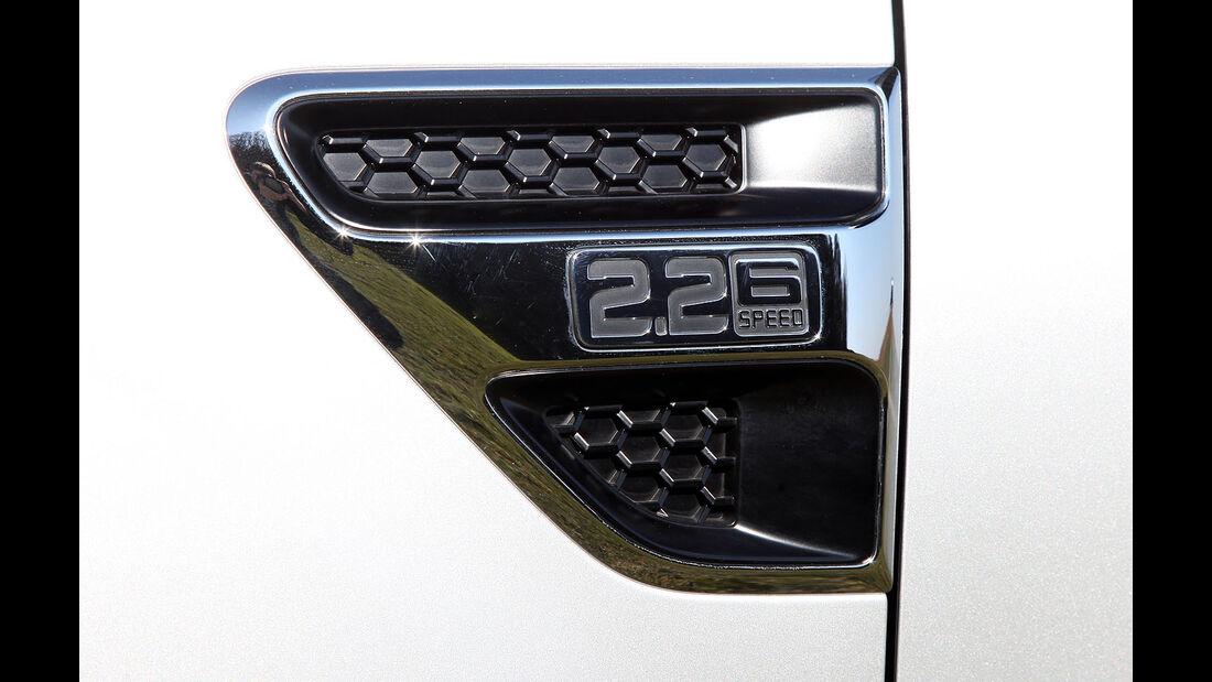 Ford Ranger 2.2 TDCI Limited Doppelkabine im Test