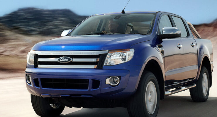 Ford Ranger 2011 Pickup Pick-up