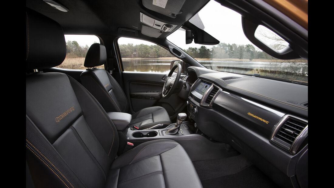 Ford Ranger 2019 2,0-Liter-EcoBlue-Turbodiesel Pickup