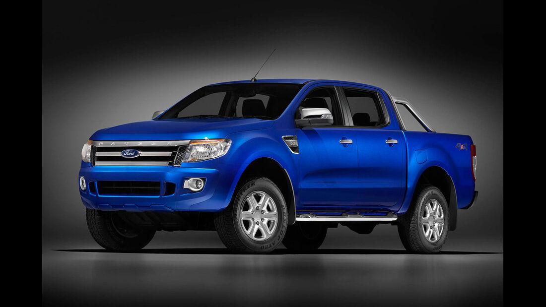 Ford Ranger Brasilien