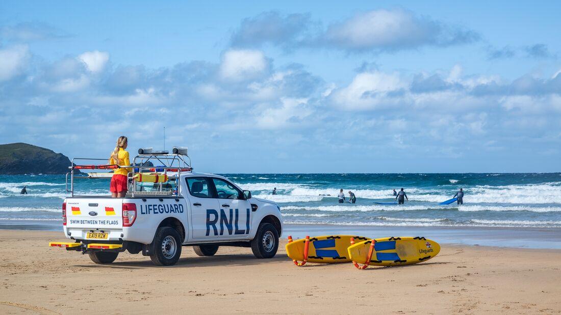 Ford Ranger Lifeguard Pickup