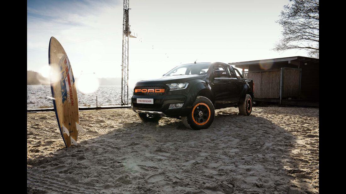 Ford Ranger Lifestyle-Umbau