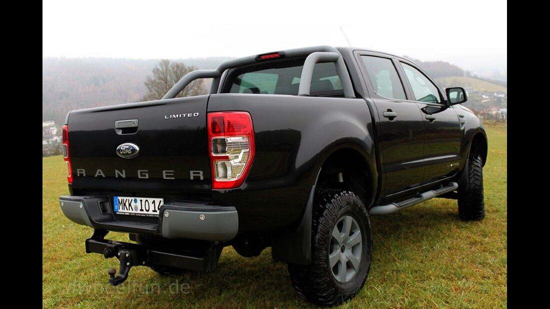 Ford Ranger Michaelis Tuning