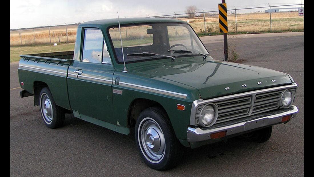 Ford Ranger Pickup 1976