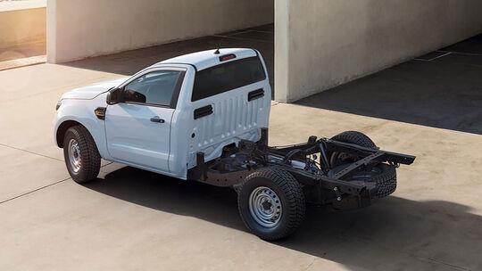 Ford Ranger Plattform