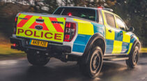 Ford Ranger Polizei Pickup