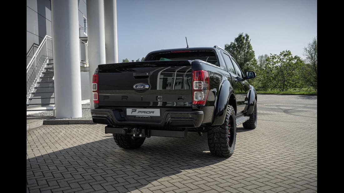 Ford Ranger Prior Design Widebody