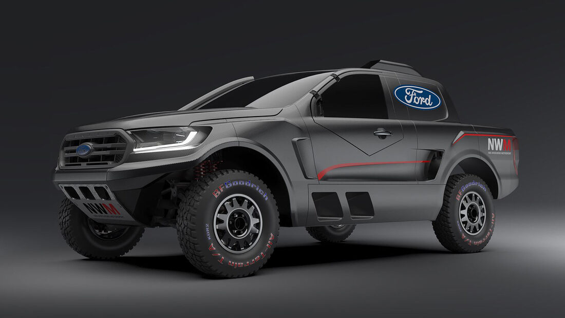 Ford Ranger Rally Raid