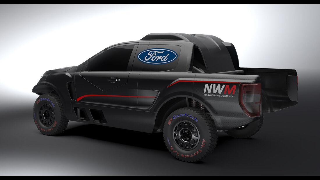 Ford Ranger Rally Raid