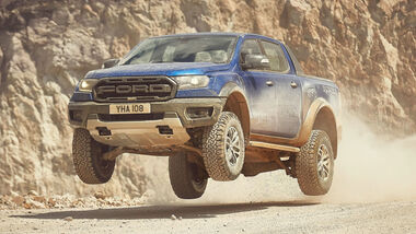 Ford Ranger Raptor Pickup