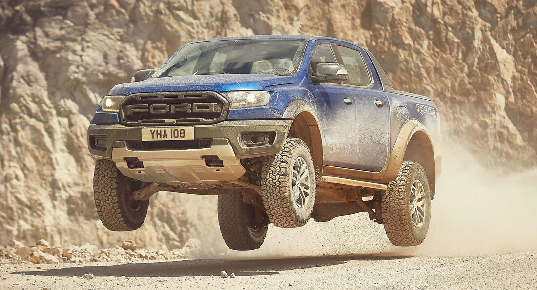 Ford Ranger Raptor Pickup