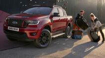 Ford Ranger Stormtrak Wolftrak Sondermodelle