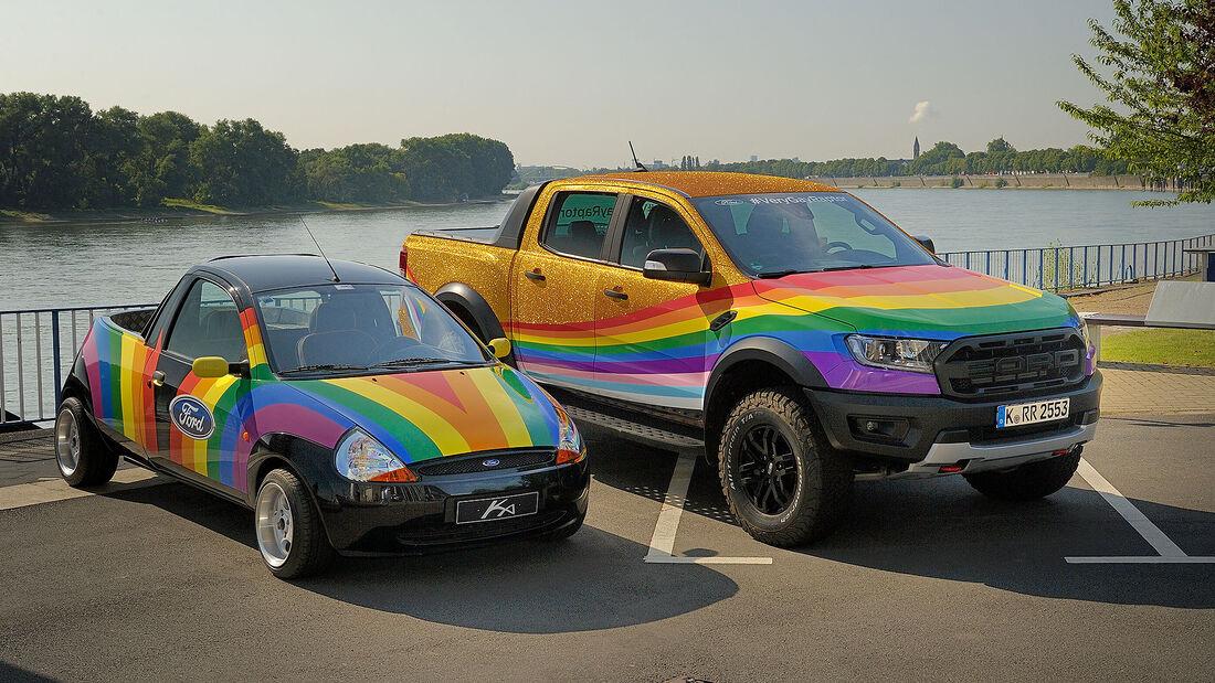 Ford Ranger Very Gay Raptor