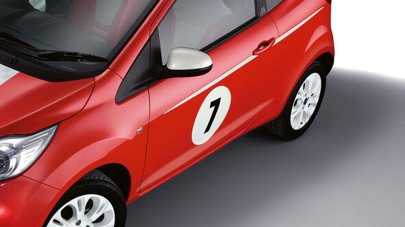 Ford Rennnummer