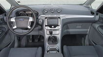 Ford S-MAX 1.6 EcoBoost Titanium, Cockpit, Lenkrad