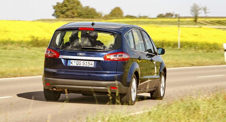 Ford S-MAX 1.6 EcoBoost Titanium, Heck