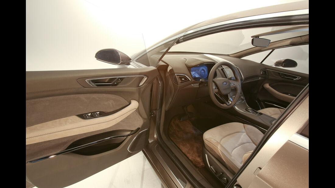 Ford S-MAX, Fahrertür