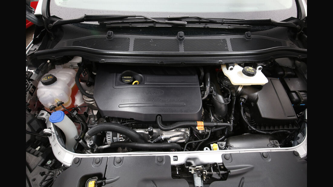 Ford S-Max 1.5 Ecoboost, Motor