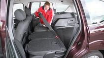 Ford S-Max 1.6 TDCI, Fondsitz, Umklappen