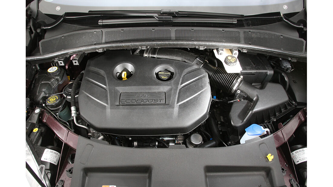 Ford S-Max 2.0 Eco-Boost, Motor