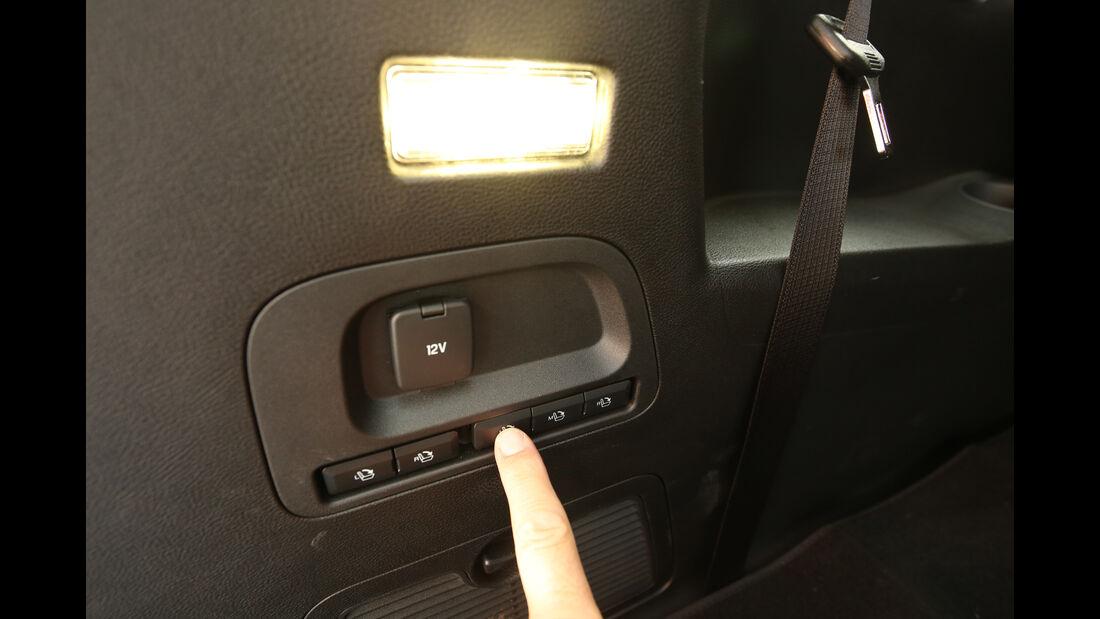 Ford S-Max 2.0 TDCI 4x4, Sitzverstellung