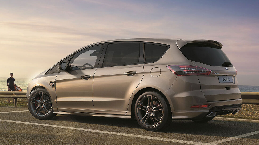 Ford S-Max 2018