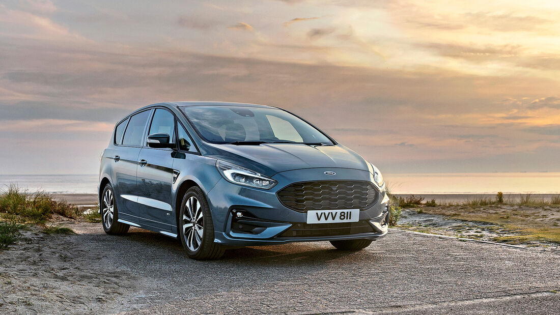 Ford S-Max, Autonis 2020