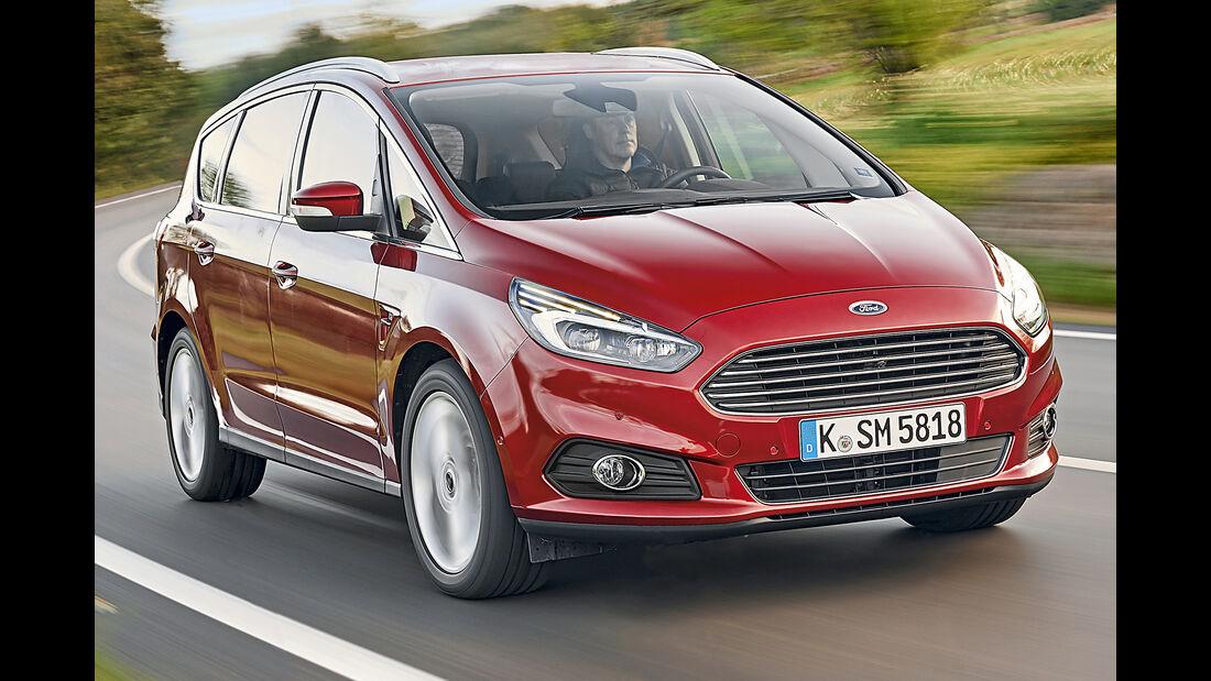 Ford S-Max, Best Cars 2020, Kategorie L Vans