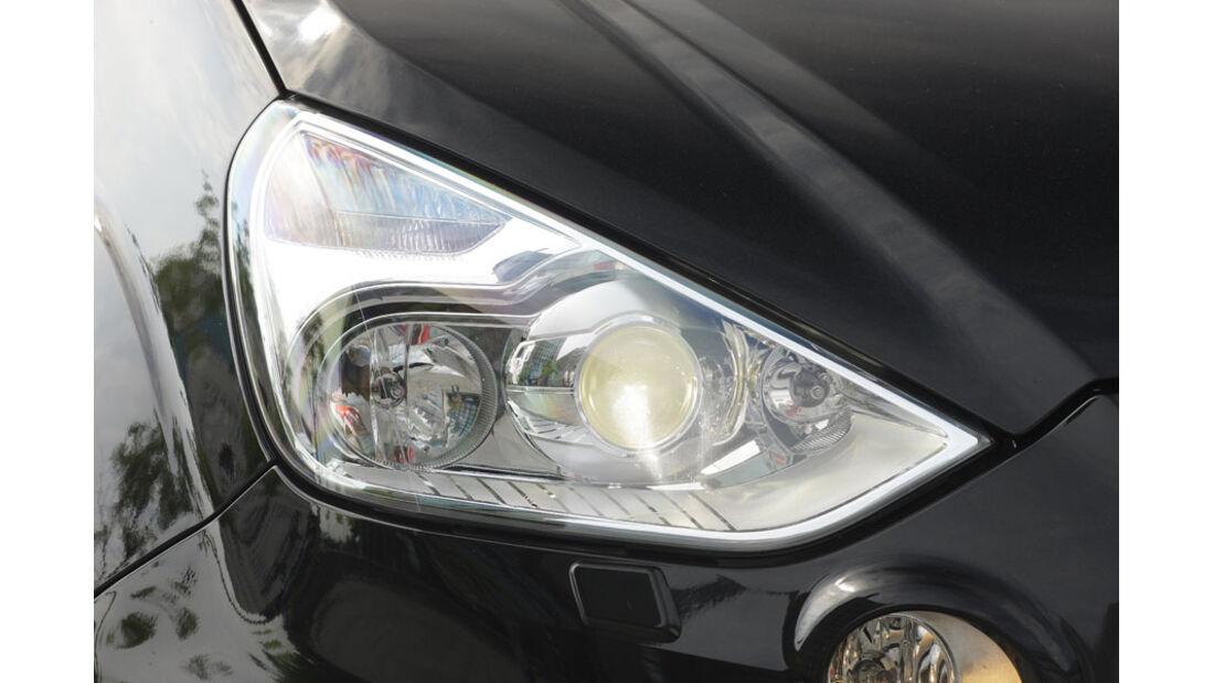 Ford S-Max, Bixenon-Licht