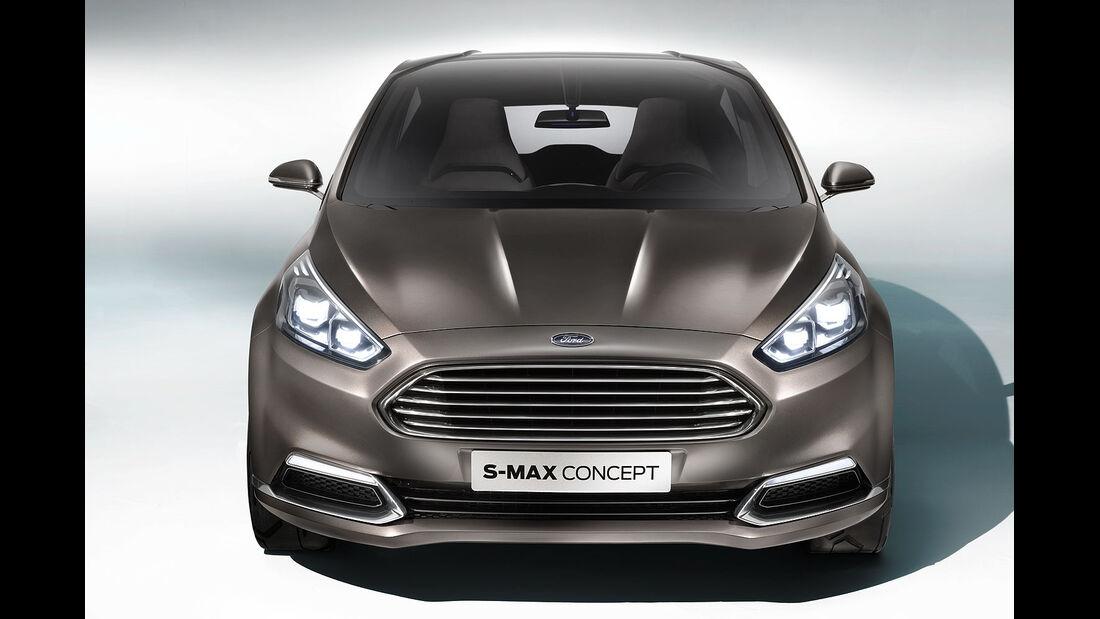 Ford S-Max Concept Sperrfrist 28.08. 0600 Uhr