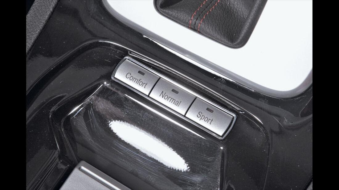 Ford S-Max, Dämpferregelung