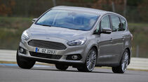 Ford S-Max, Frontansicht