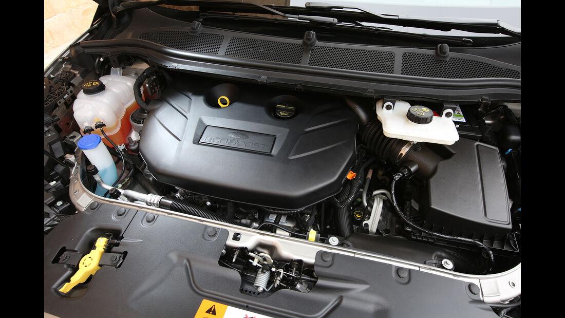 Ford S-Max, Innenraum, Cockpit
